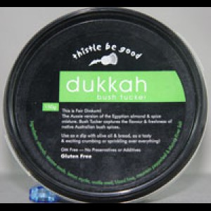 Thistle be Good Bush Tucker Dukkah