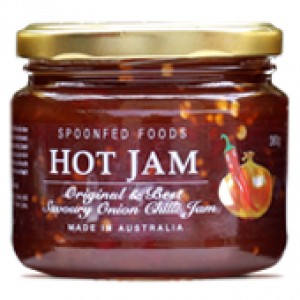 Spoonfed Foods Hot Jam