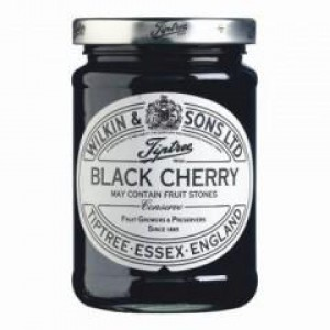 Tiptree Black Cherry Conserve - Jam