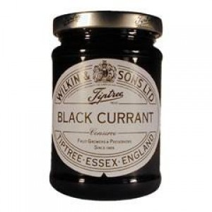 Tiptree Black Currant Conserve - Jam