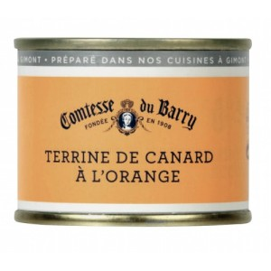 Comtesse Du Barry Terrine De Canard A L'Orange
