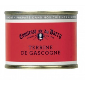 Comtesse du Barry Pork Terrine Gascony Style