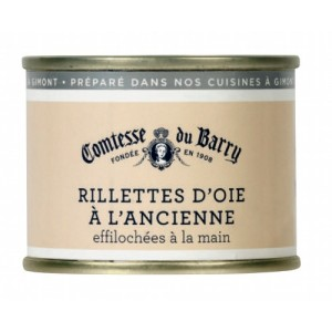 Comtesse du Barry Goose Rillettes