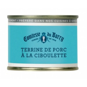 Comtesse du Barry Pork Terrine with Chives