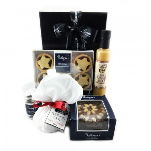 Gourmet Christmas Hamper - Merry Christmas
