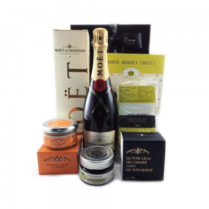 Gourmet Food Hamper - Decadence