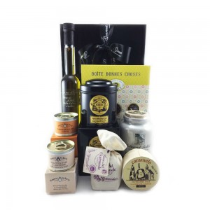 Gourmet Food Hamper - France