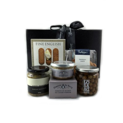 Gourmet Food Hamper - Time For Tea