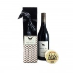 Gourmet Food Hamper - Shiraz and Chocolates