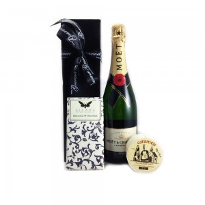Gourmet Food Hamper Champagne and Chocolates