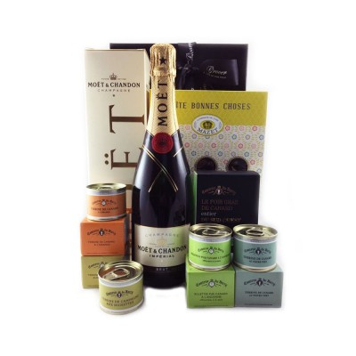 Gourmet Food Hamper - A Touch Of Luxury