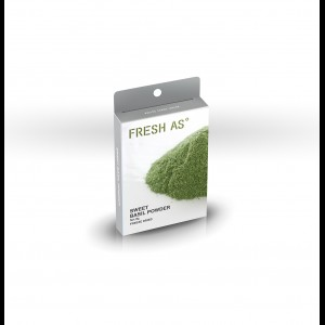 Fresh As Freeze Dried Sweet Basil Powder