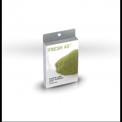 Fresh As Freeze Dried Kaffir Lime Powder