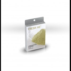 Fresh As Freeze Dried Lemongrass Powder