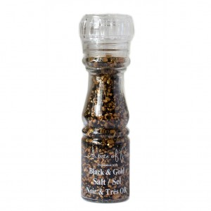 A Taste Of Paris Himalayan Hawaiian Black Gold Salt
