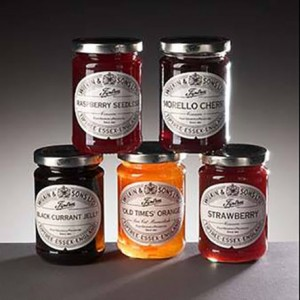 Jam Marmalade Honey Sweet Sauces