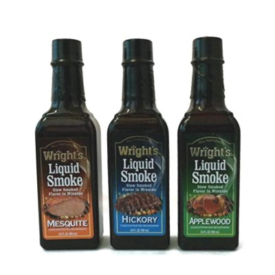 Wrights Liquid Smoke Triple Pack