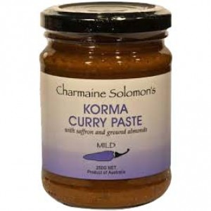 Charmaine Solomon's Korma Curry Paste Medium