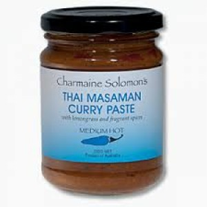 Charmaine Solomon's Thai Masamman Curry Paste Medium