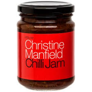 Christine Manfield Chilli Jam