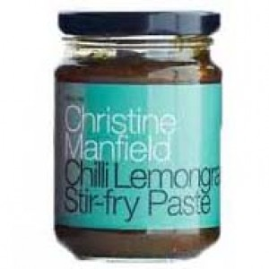 Christine Manfield Chilli Lemongrass Stir-Fry paste