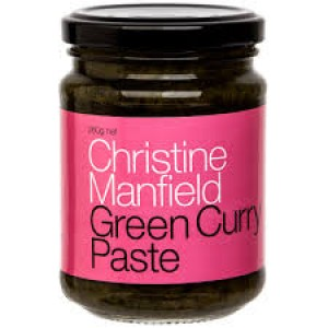 Christine Manfield Green Curry Paste