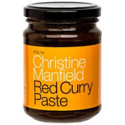 Christine Manfield Red Curry Paste
