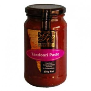 Goan Cuisine Tandoori Curry Paste