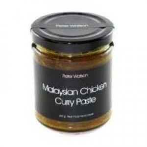 Peter Watson Malaysian Chicken Curry Paste