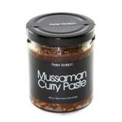 Peter Watson Mussaman Curry Paste