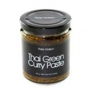 Peter Watson Thai Green Curry Paste