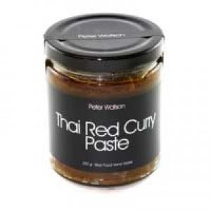 Peter Watson Thai Red Curry