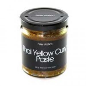 Peter Watson Thai Yellow Curry Paste
