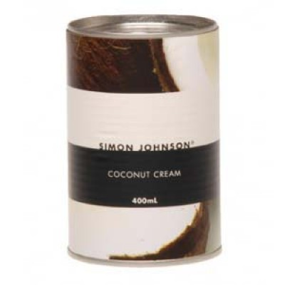 Simon Johnson Coconut Cream