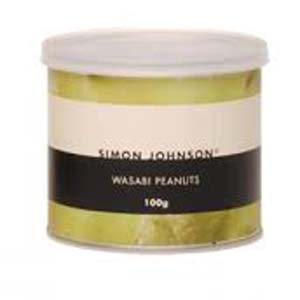 Simon Johnson Wasabi Peanuts