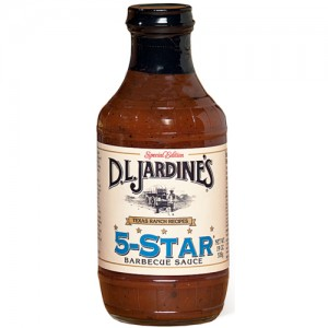 D L Jardine's 5 Star Barbecue Sauce