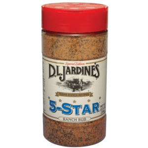 D L Jardine's 5 Star Ranch Rub