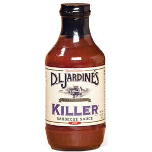 D L Jardine's Killer Barbecue Sauce