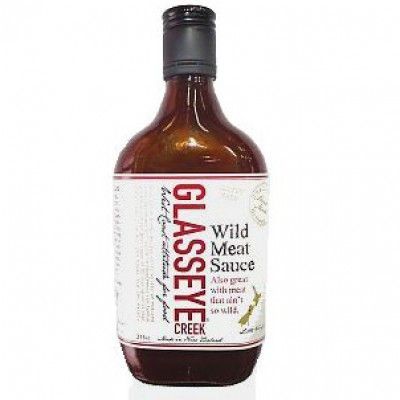 Glasseye Creek Wild Meat Sauce