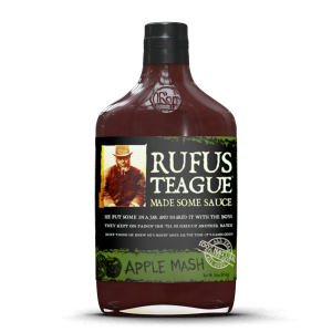 Rufus Teague Apple Mash