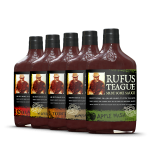 Rufus Teague 5 Pack
