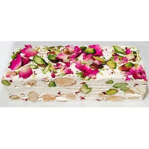 Bramble and Hedge Barberry Rosewater Nougat