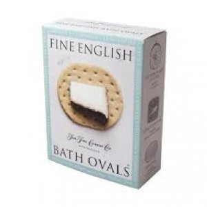 The Fine Cheese Company  Bath Ovals 100g