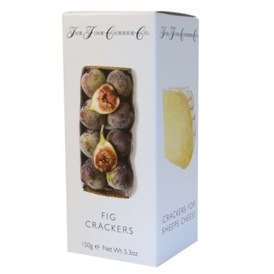 The Fine Cheese Company Fig Crackers 125g