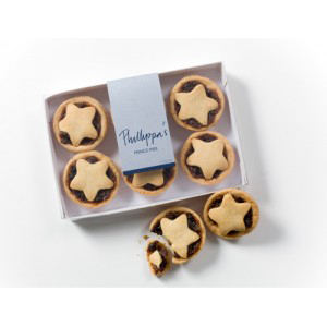 Phillippa's Mince Pies 6 Pack