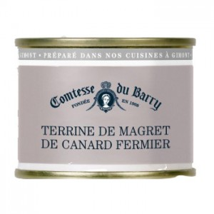 Comtesse du Barry Free Range Duck Terrine 70g