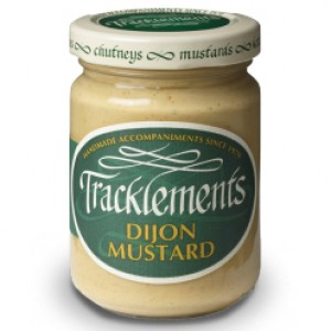 Tracklement's French Dijon Mustard 140g