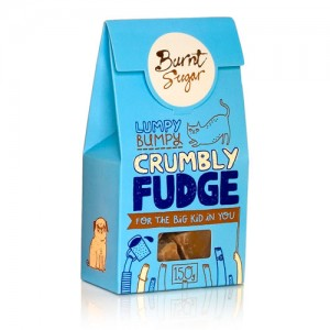 Burnt Sugar Crumbly Fudge