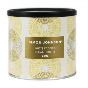 Simon Johnson Buttery Soft Pecan Brittle