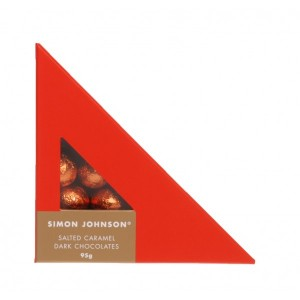 Simon Johnson Salted Caramel Dark Chocolates